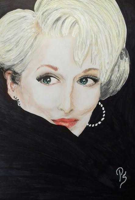 Meryl Streep par PenStilos